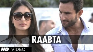 Raabta (Kehte Hain Khuda) Agent Vinod Full Song Video | Saif Ali Khan, Kareena Kapoor thumbnail