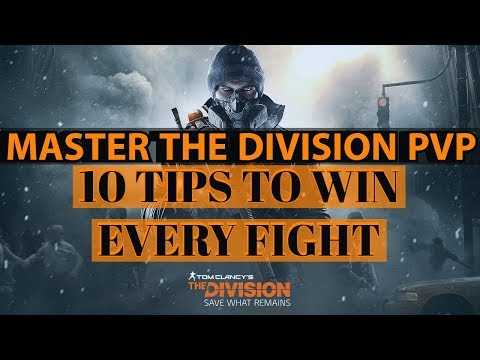 division pvp tips