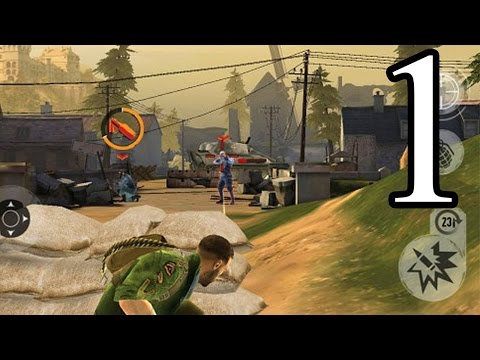 Brothers In Arms 3: Sons Of War Walkthrough Chapter 1