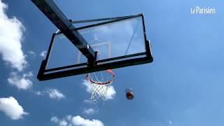 Dunk et NBA : la folie basket au Quai 54 Video
