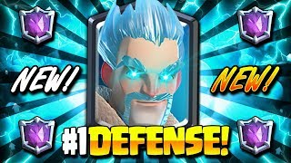 #1 BRAND NEW UNBREAKABLE DEFENSE DECK!! NEW META OP!!