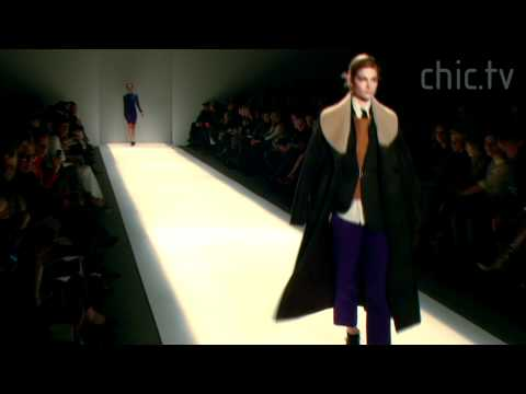 Yigal Azrouël - Fall 2011 New York Fashion Week