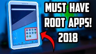 TOP 10 Root Apps To Change Your Android Experience! (2018 Latest Apps)