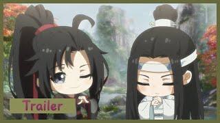 Watch Mo Dao Zu Shi Q Anime Trailer/PV Online