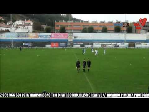 Campeonato Distrital AFVC SC Vianense vs UD Lanheses