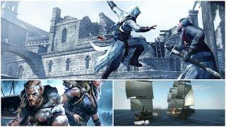Новый Assassin's Creed, «мягкое космическое порно» в Mass Effect Andromeda | Игровые новости