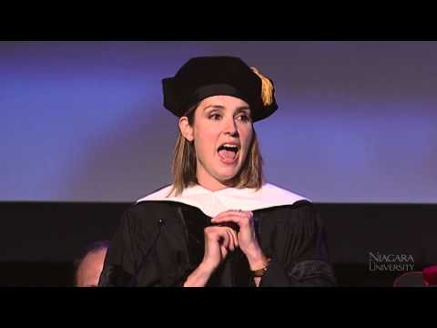 Undergraduate Commencement 2015   Margaret Brennan