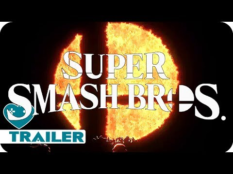 Super Smash Bros. Switch Trailer (2018) Nintendo Switch Game