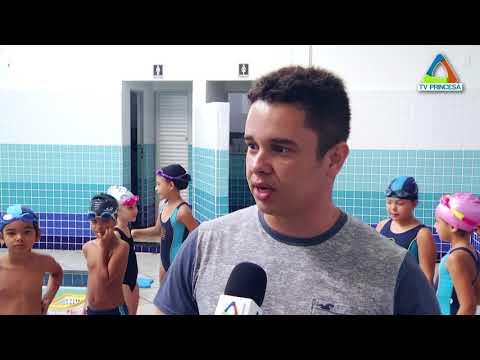 (JC 06/04/18) Clube Campestre sedia segunda fase do Campeonato Mineiro de Natação