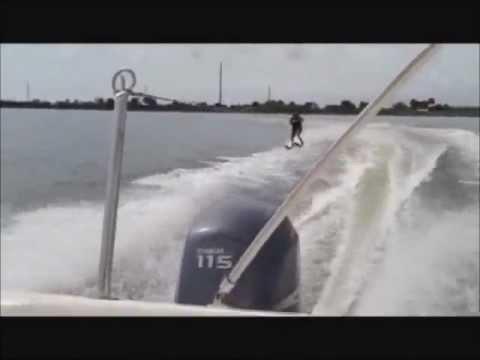 Water Skiing At Surf Ski Watersports Cocoa Beach Florida
