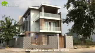 Video biệt thự Hải Thanh quận 9 Thi công thiết kế bởi NHÀ VIỆT XANH