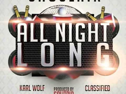 All night long-Choclair feat. Karl Wolf, Classified, and Solitair