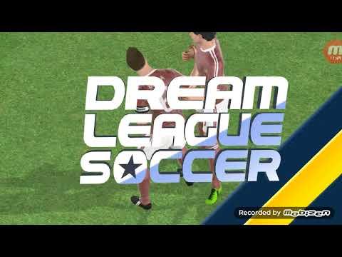 1#Tiga Laga 3 kemenangan - Dream League Soccer 18 Gameplay Indonesia