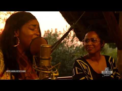 Shekhinah ft Mariechan -  Different (Live Perfromance)