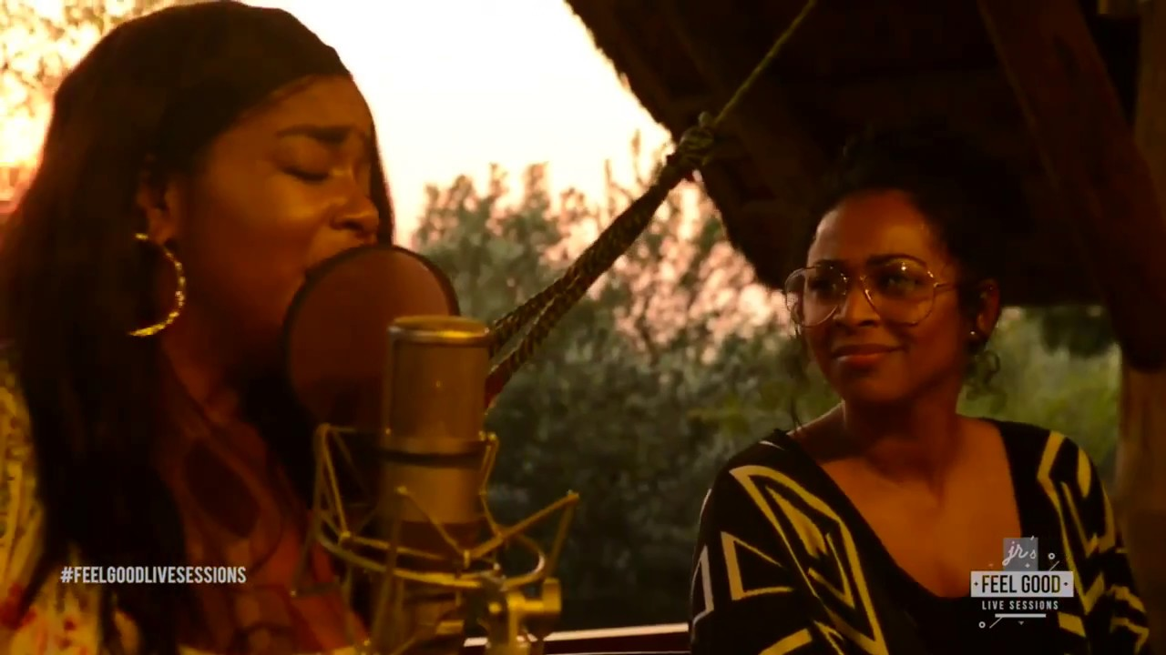 Shekhinah ft Mariechan -  Different (Live Perfromance)