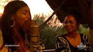 Shekhinah ft Mariechan  Different (Live Perfromance)