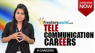 vuclip CAREERS IN TELECOMMUNICATIONS – B.Sc,B.Tech,Certificate Courses,Diploma,Job Openings,Salary package