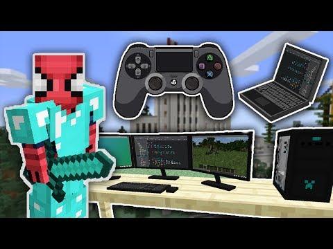 Zengin Örümcek Adam Oyun Odası Yapıyor (Eğlence Odası) - Minecraft Zengin vs Fakir Örümcek Adam