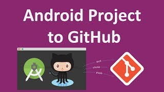 How to Push Android Studio Project to GitHub?