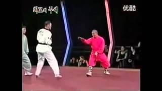 LUTA RARÍSSIMA (SHAOLIN KUNG FU x TAE KWON DO) - EM HD (High Definition) -  - MMA
