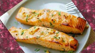 Fresh Baked Salmon Recipe | Fish Recipe- How to Bake Fish | Buttery Salmon Bake