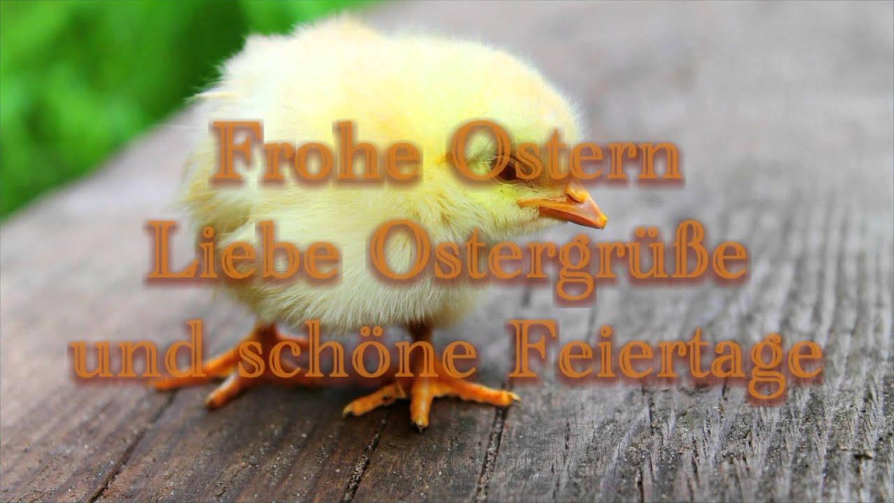 Ostern 2018 liebe ostergr e gru video youtube for Lustige bilder zu ostern