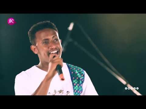 """ልዑል ሲሳይ በቃና ስቱድዮ """"ማማዬ""""    Leul Sisay """"Mamaye"""" live performance at Kana Studio"""