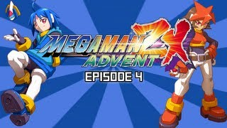 "Megaman ZX Advent | episode 4 ""Atlas and Thetis"""