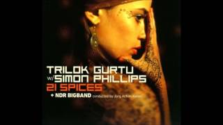 Trilok Gurtu, Simon Phillips & NDR Bigband - 21 Spices (Full Album)
