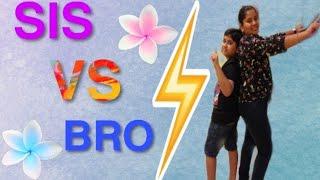 SIS VS BRO 3 marker  challenge   #Reema&#39sPassion #sisvsbro
