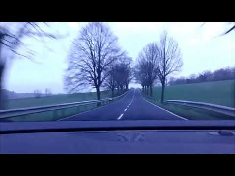 Trip to Greece - Part 4 - Luxembourg to Remich (E29)