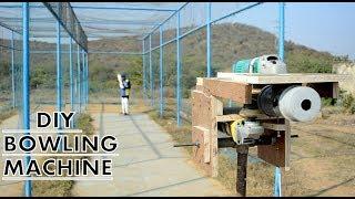 Comment Faire de Cricket de Bowling Machine à la Maison
