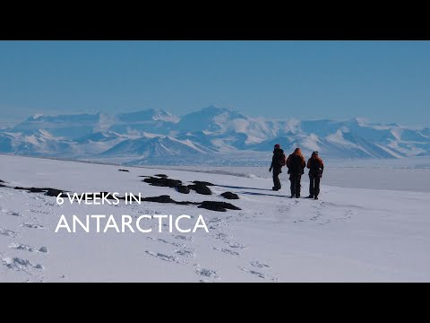 6 weeks in Antarctica!!!