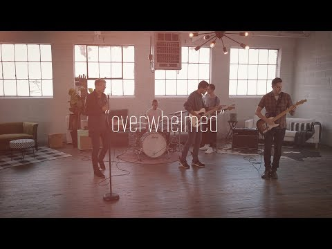 "Casa Blue - ""Overwhelmed"" Official Music Video"