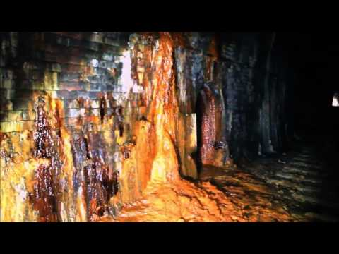 disused dudley railway tunnel exploration