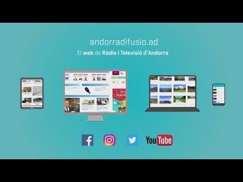 andorradifusio.ad: L'actualitat d'Andorra quan vulguis i des d'on vulguis