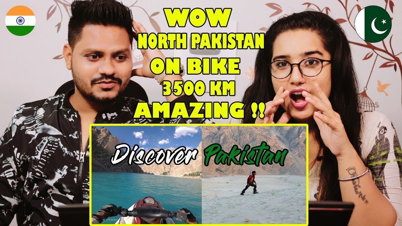 Indian Reaction On Discovering Pakistan Doubling North  TEASER  3500 Kms