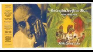 Fabio Zanon - Twelve Etudes - No. 5 Andantino