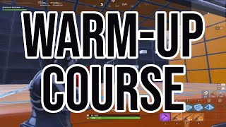 Fortnite Warm-up Course by Noizeeh
