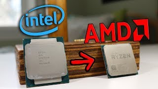 I Switched From Intel to AMD One Year Ago... Was it worth it?