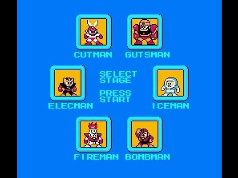 Mega Man Live Stream (Up to Wily's Castle) with Mike Matei