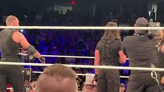WWE The Shield's Final Chapter Part 2 Post Match- Dean Ambrose