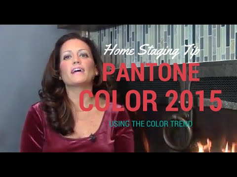 Pantone Color of the Year (2015)