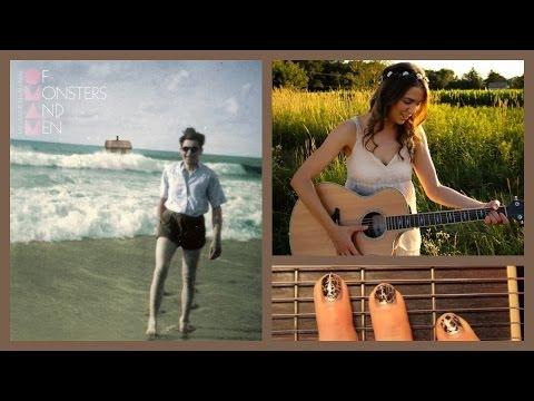Little Talks - Of Monsters and Men Guitar Lesson // Easy Guitar Tutorial