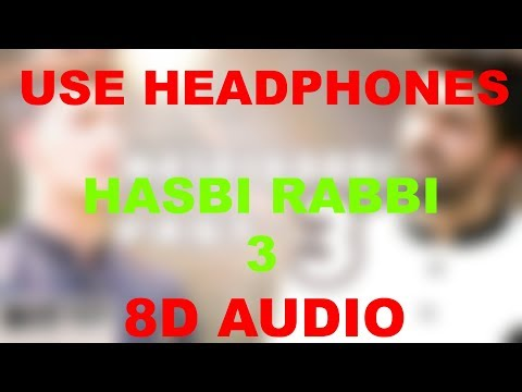 hasbi-rabbi-jallallah-part-3-||-danish-f-dawar-||-8d-audio-||-use-headphones-🎧