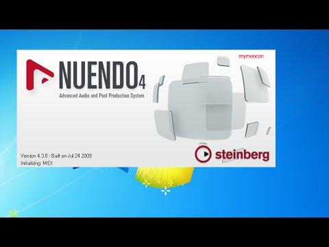 Hướng dẫn thu âm phần mềm Nuendo 4 ( chi tiết nhất )