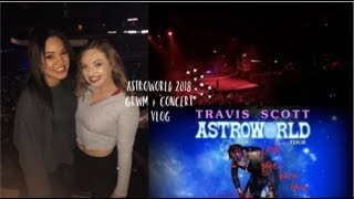 concert vlog 2018