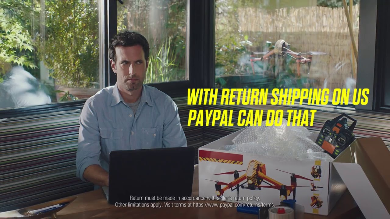 "PayPal ""Drone"""