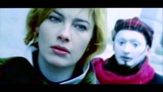 "Алена Апина   ""Электричка"" клип   1997"