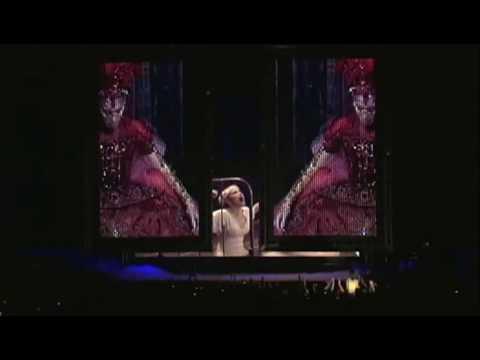 MADONNA The Beast Within Re-Invention Tour  HQ  DVD ORIGINALCopyright © 2010 Warner Music Inc.
